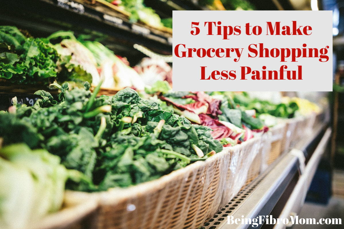 5 Tips to Make Grocery Shopping Less Painful