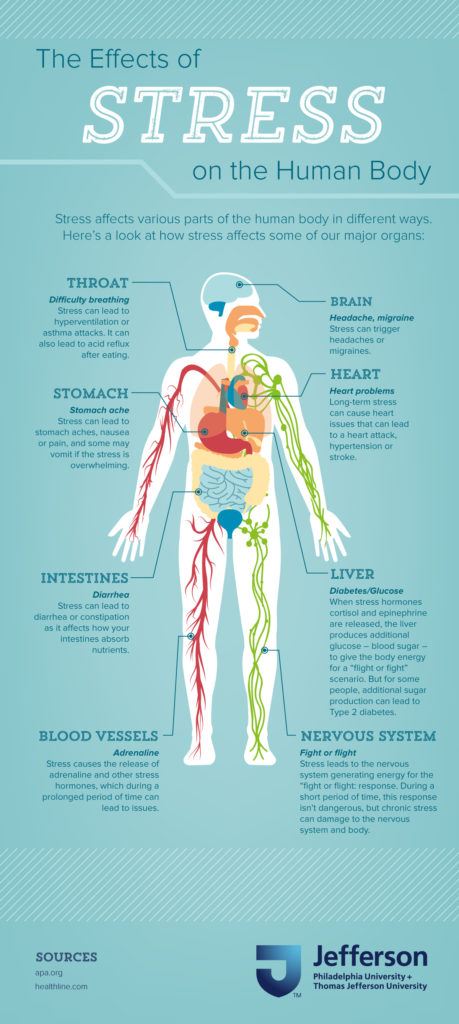 How Stress Effects Fibromyalgia Related Pain #fibromyalgia ...