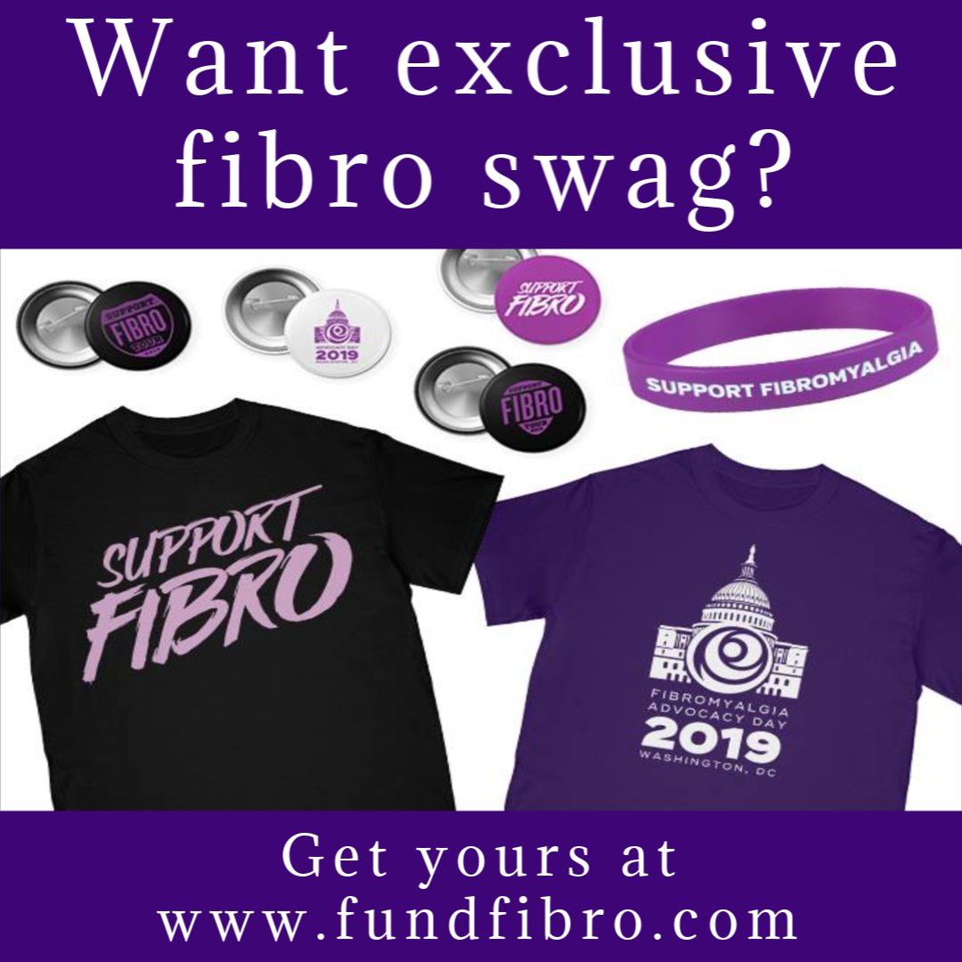 Get Exclusive Fibro Swag #fibroswag #supportfibro