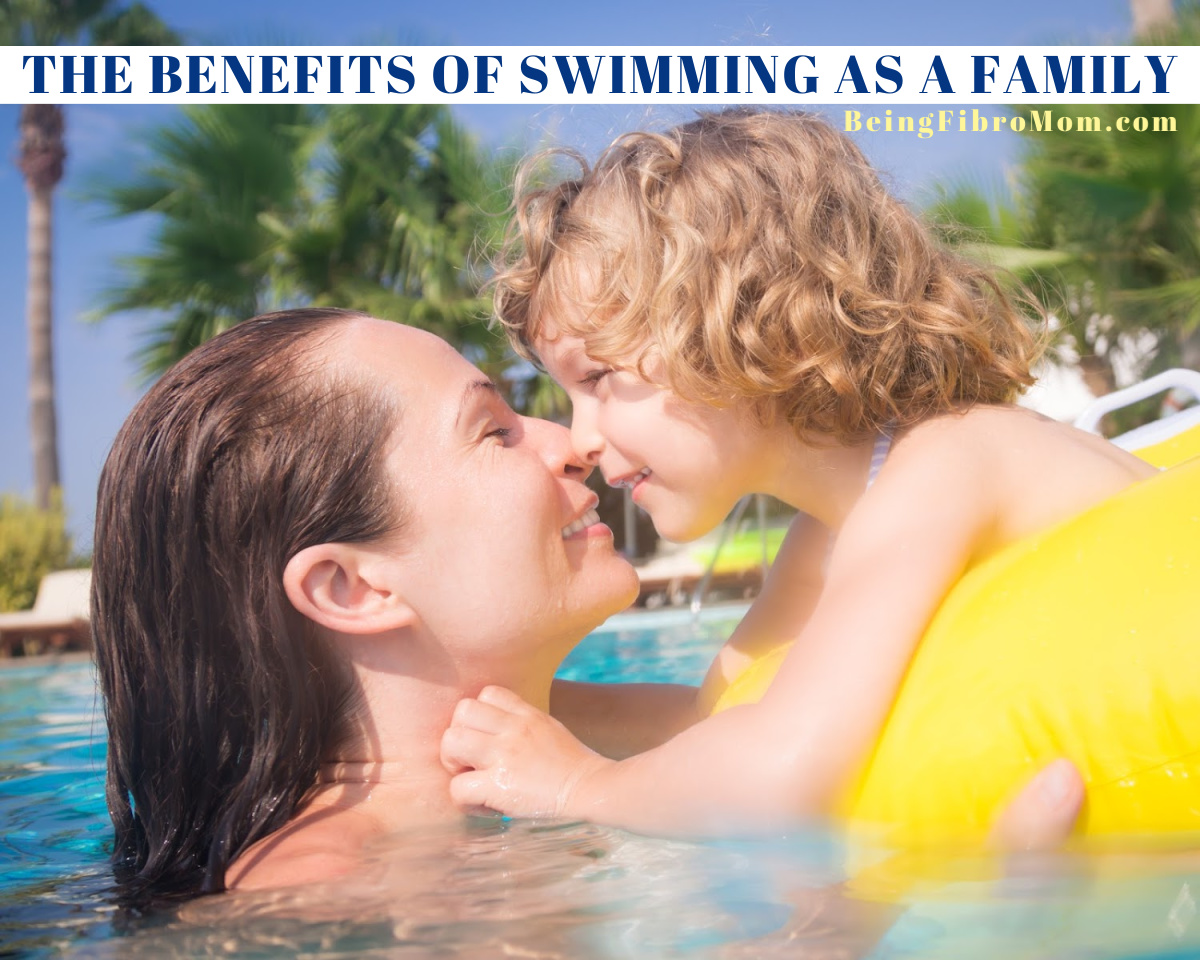 The Benefits of Swimming as a Family