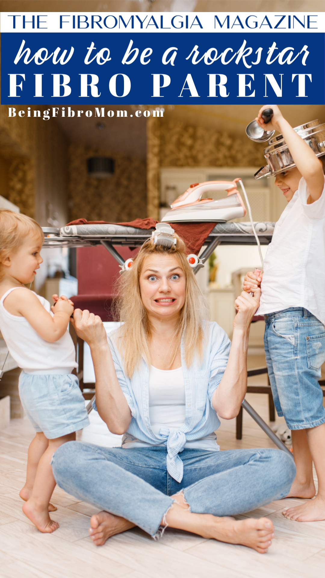 #TheFibromyalgiamagazine How to be a rockstar fibro parent #beingfibromom #fibromyalgia #fibroparent