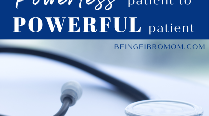 #TheFibromyalgiamagazine Powerless patient into powerful patient #beingfibromom #fibromyalgia