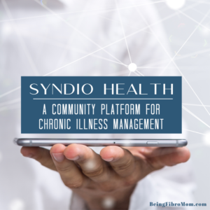 Syndio Health 2.0: A Community Platform for Chronic Illness Management