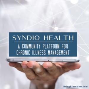 Syndio Health 2.0: A Community Platform for Chronic Illness Management