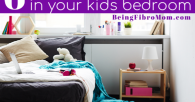 six tips for cleaning the chaos in your kids bedrooms #beingfibromom #fibroparenting #thefibromyalgiamagazine #fibromyalgia