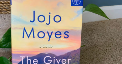 The Giver of Stars by Jojo Moyes #bookreviews #beingfibromom