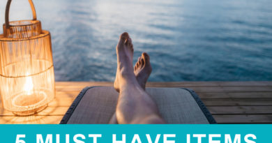 5 Must-Have Items for Relaxation #beingfibromom #relaxing #fibromyalgia