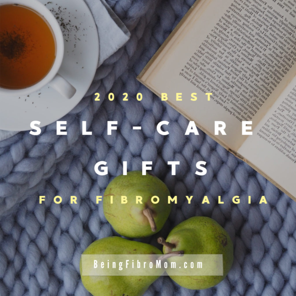 2020 Best Self-Care Gifts for Fibromyalgia #beingfibromom #fibromyalgia #selfcare #gifts