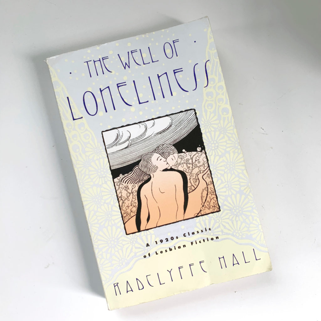 The Well of Loneliness by Radclyffe Hall #beingfibromom #bookreviews #brandisbookcorner #literaryfiction