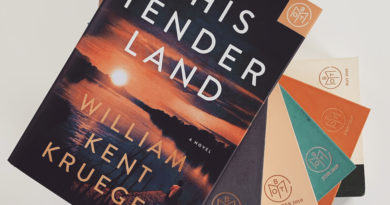 This Tender Land by William Kent Kreuger #bookreviews #thistenderland #brandisbookcorner #beingfibromom