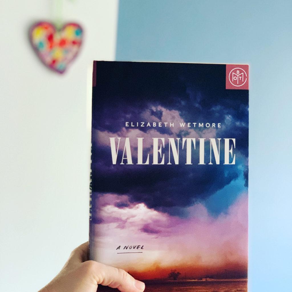 Valentine by Elizabeth Wetmore #brandisbookcorner #beingfibromom #bookreviews