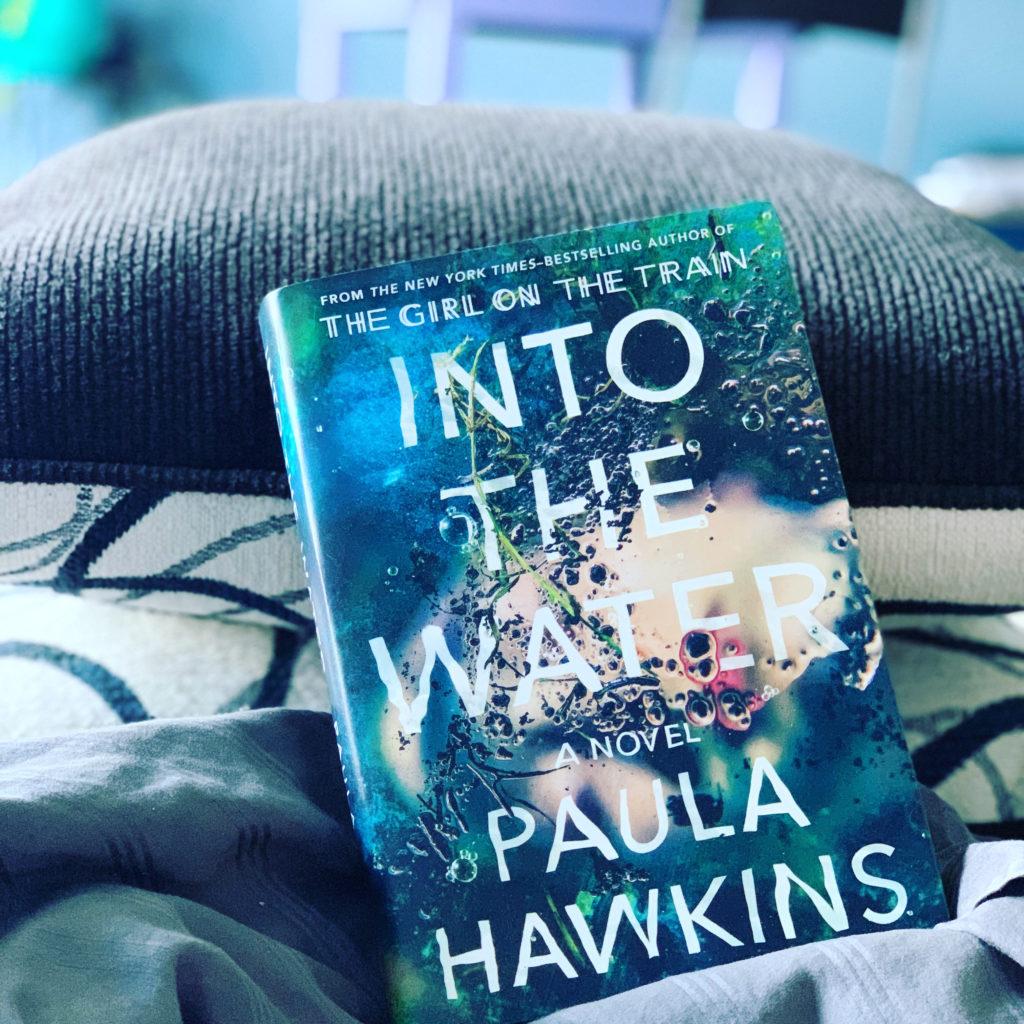 Into the Water by Paula Hawkins #bookreviews #brandisbookcorner #beingfibromom
