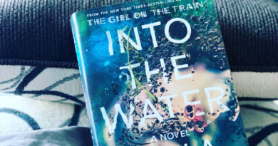 Into the Water by Paula Hawkins #bookreviews #brandisbookcorner #beingfibromom