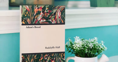 Adam's Breed by Radclyffe Hall #brandisbookcorner #beingfibromom #bookreviews