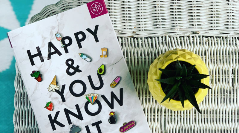 Happy & You Know It by Laura Hankin #brandisbookcorner #beingfibromom #bookreviews