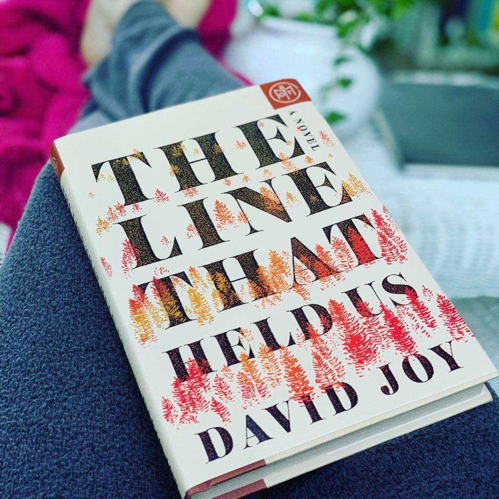 The Line That Held Us by David Joy #bookreviews #BrandisBookCorner #beingfibromom