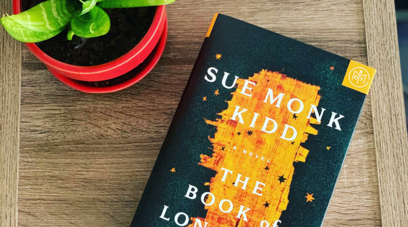 The Book of Longings by Sue Monk Kidd #brandisbookcorner #bookreviews #beingfibromom