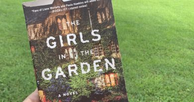 The Girls in the Garden by Lisa Jewell #brandisbookcorner #beingfibromom #bookreviews
