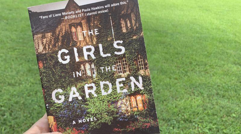 The Girls in the Garden by Lisa Jewell #brandisbookcorner #beingfibromom #bookreviews