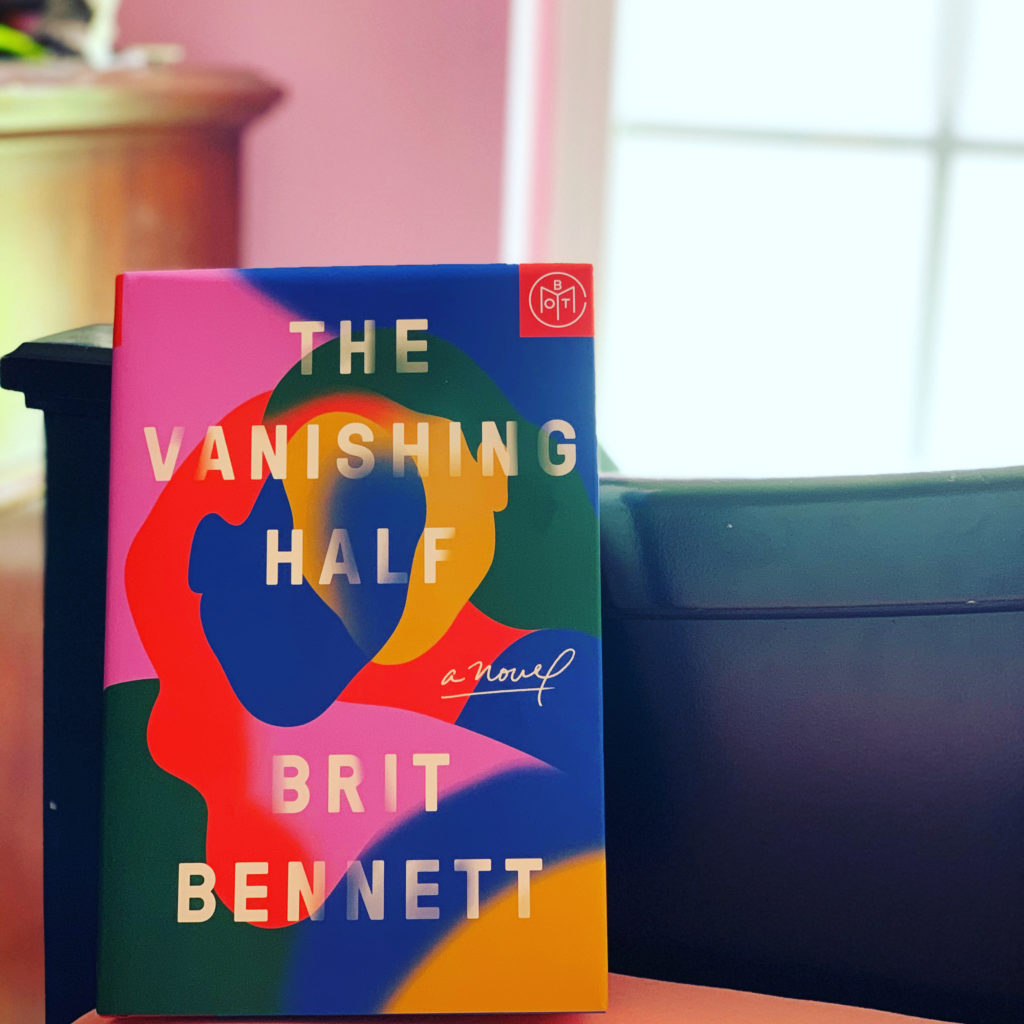 The Vanishing Half by Brit Bennett #bookreviews #brandisbookcorner #beingfibromom