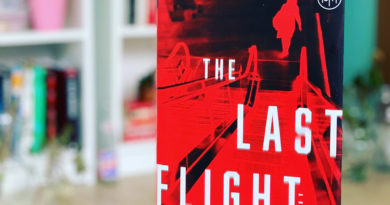 The Last Flight by Julie Clark #beingfibromom #bookreviews #brandisbookcorner #Julieclark #thelastflight