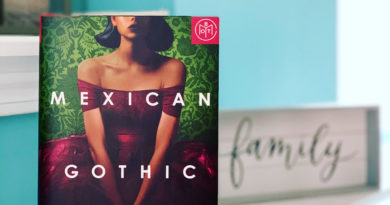 Mexican Gothic by Siliva Moreno-Garcia #brandisbookcorner #bookreview #beingfibromom #mexicangothic