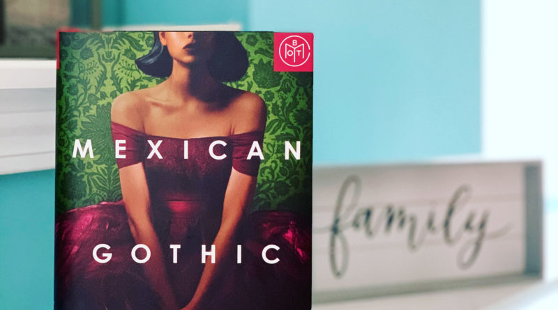 Mexican Gothic by Siliva Moreno-Garcia #brandisbookcorner #bookreview #beingfibromom