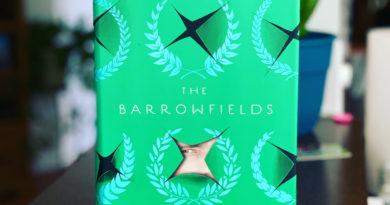 The Barrowfields by Phillip Lewis #bookreviews #brandisbookcorner #beingfibromom