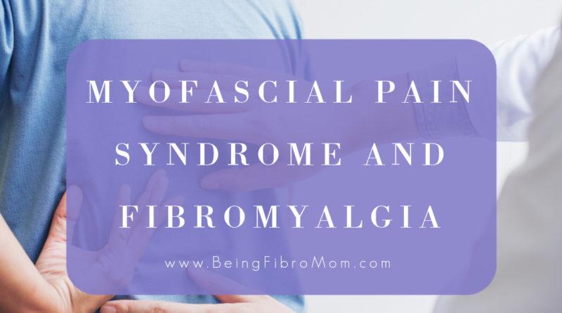 myofascial pain syndrome and fibromyalgia #mps #fibromyalgia #beingfibromom