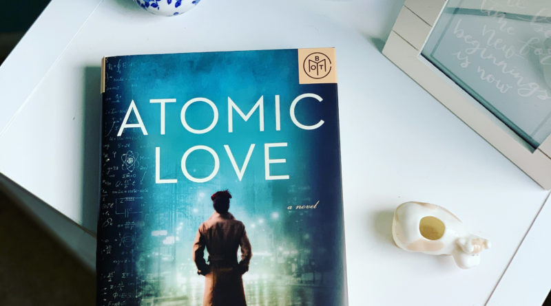 Atomic Love by Jennie Fields #bookreviews #brandisbookcorner #beingfibromom #atomiclove #jenniefields