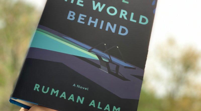 Leave the World Behind by Rumaan Alam #rumaanalam #leavetheworldbehind #bookreviews #beingfibromom #brandisbookcorner
