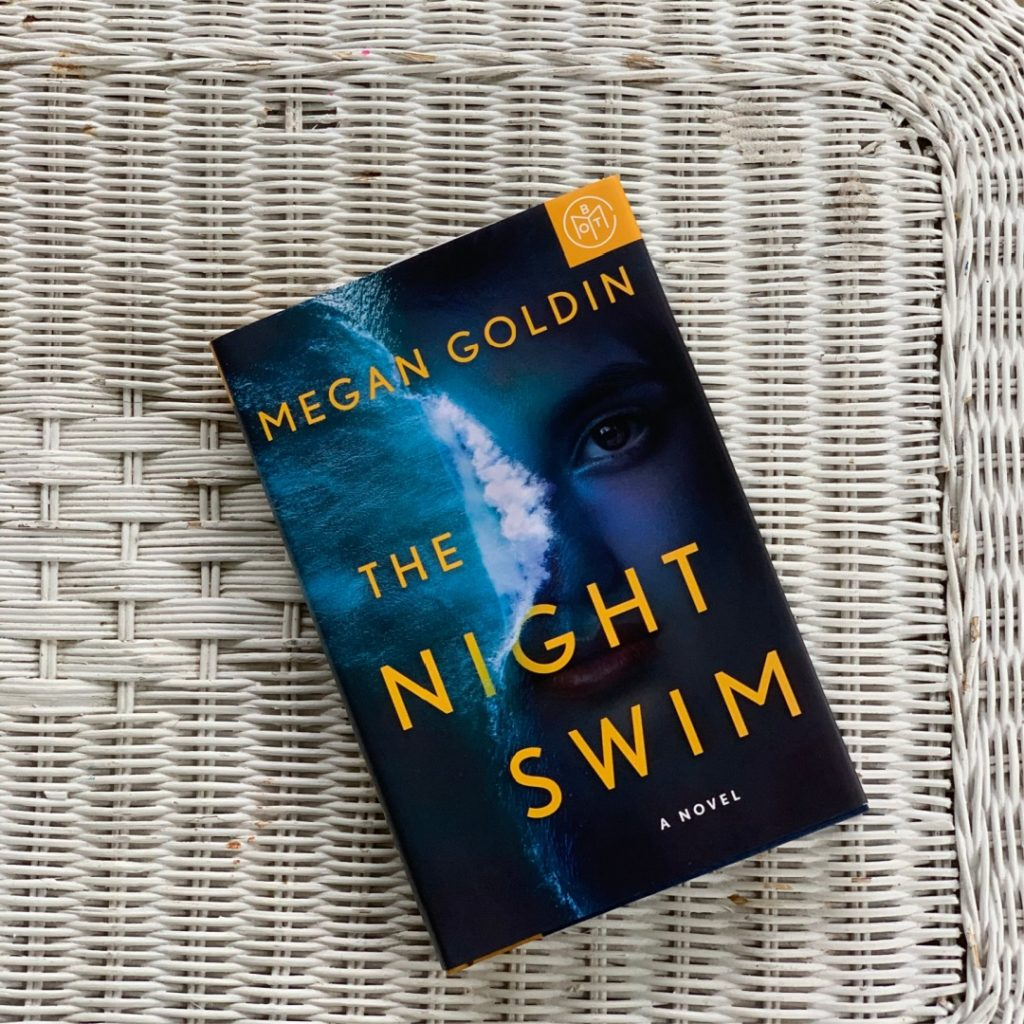 The Night Swim by Megan Goldin #thenightswim #megangoldin #beingfibromom #bookreviews #brandisbookcorner