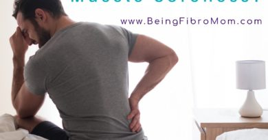 fibromyalgia pain or delayed onset muscle soreness? #beingfibromom #fibromyalgia