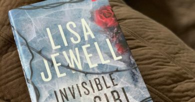 invisible girl by Lisa Jewell #bookreviews #brandisbookcorner #beingfibromom #lisajewell #invisiblegirl