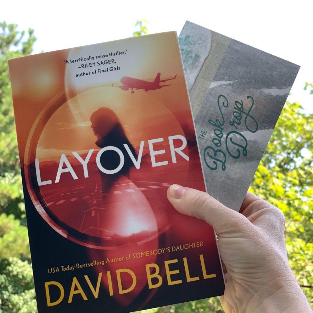 layover by David Bell #bookreviews #beingfibromom #brandisbookcorner